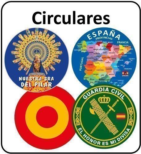 Alfombrillas circulares