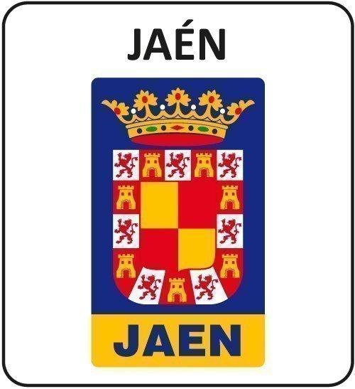 Pegatinas Jaén