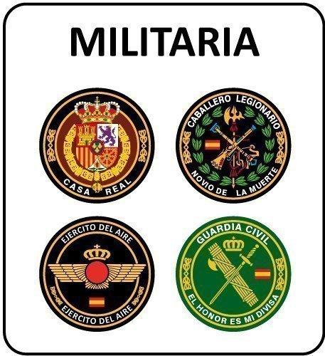 Pegatinas Militaria