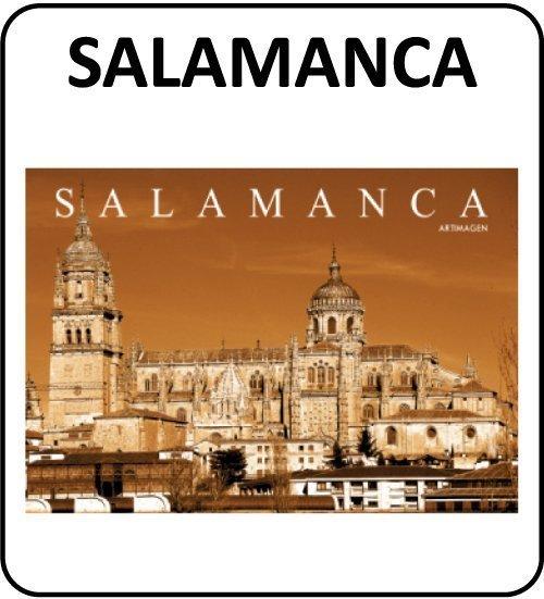 Postales Salamanca