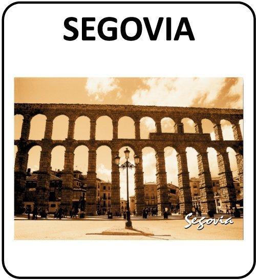 Postales Segovia