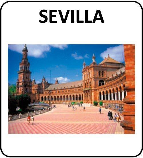 Postales Sevilla