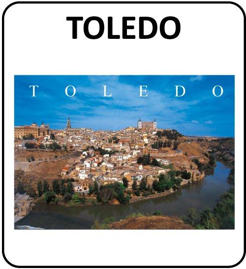 Postales Toledo