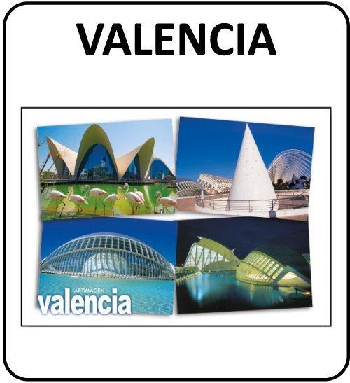 Postales Valencia