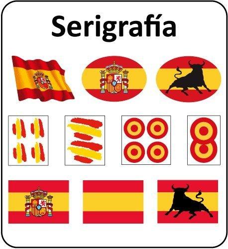 Pegatinas Serigrafía
