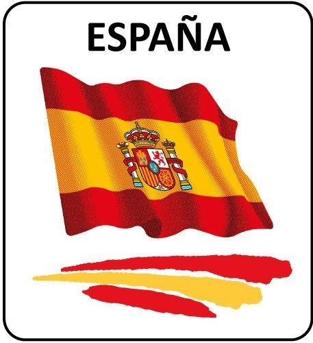 Pegatinas España