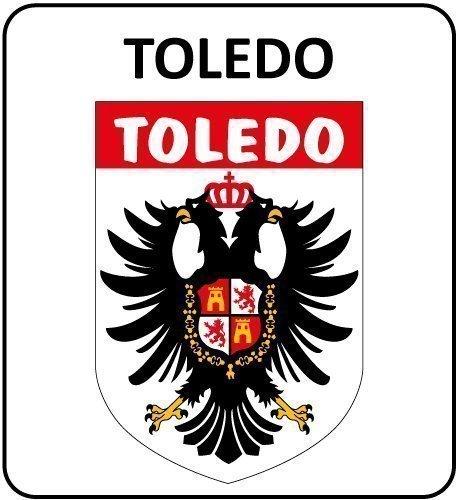 Pegatinas Toledo