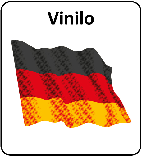 Vinilo Alemania